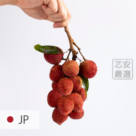 芯安鮮果 玉荷包荔枝3kg剪枝