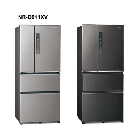 Panasonic 國際牌 610L 變頻冰箱 NR-D611XV