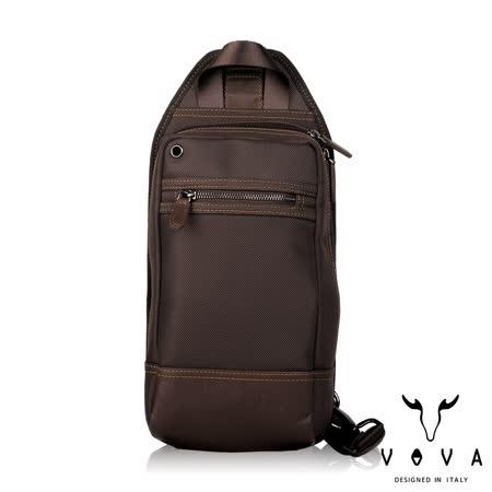 VOVA沃汎 羅迪 胸包-咖啡色