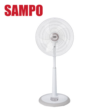 SAMPO 聲寶 16吋 五片扇葉機械式立扇