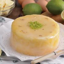 【食感旅程】<br>金典檸檬蛋糕 (4吋)