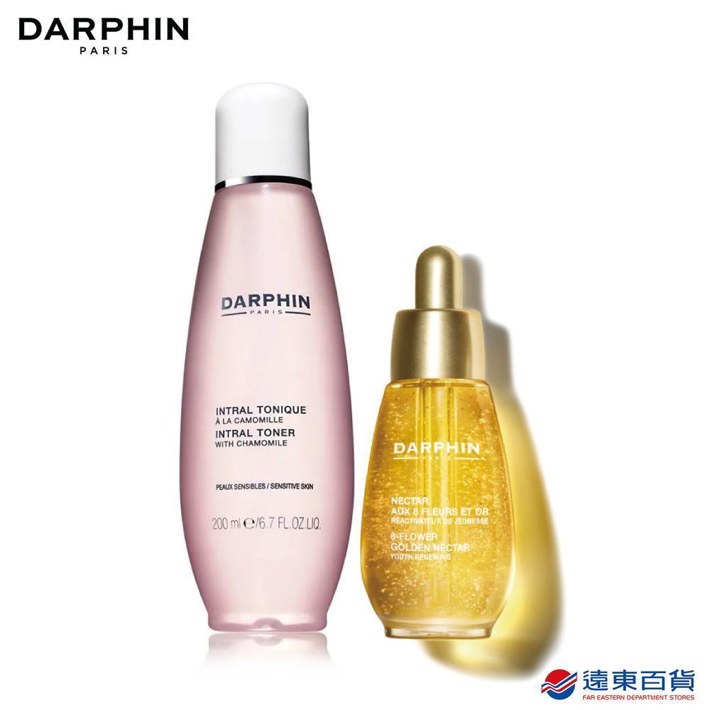 【官方直營】DARPHIN 朵法 百妍24K黃金極緻芳香精露30ml