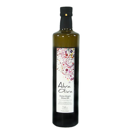 買1送1 ALVA OLIVA特級冷壓初榨橄欖油750ML
