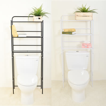 簡約設計 馬桶浴室置物架