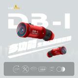 LOOKING】DB-1 炫麗紅 雙捷龍 便攜式 前後雙錄 行車記錄器( FHD1080P 單2K SONY鏡頭) 送32G記憶卡
