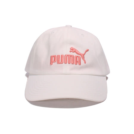 PUMA 男女 刺繡LOGO 可調式棒球帽