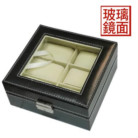 手工名錶收藏盒 手工精品 6支/6格/6入裝 錶盒