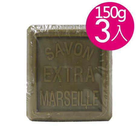 RAMPAL LATOUR  馬賽皂150gx3入組