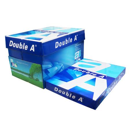 Double A 70P A4影印紙1箱