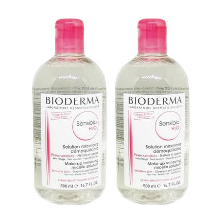 BIODERMA  高效潔膚液500ml*2入
