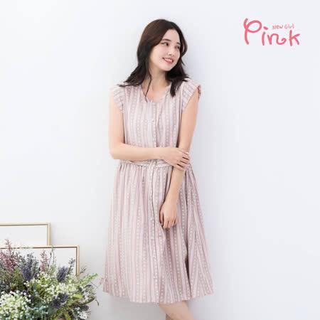 Pink 初夏新品上衣/洋裝
