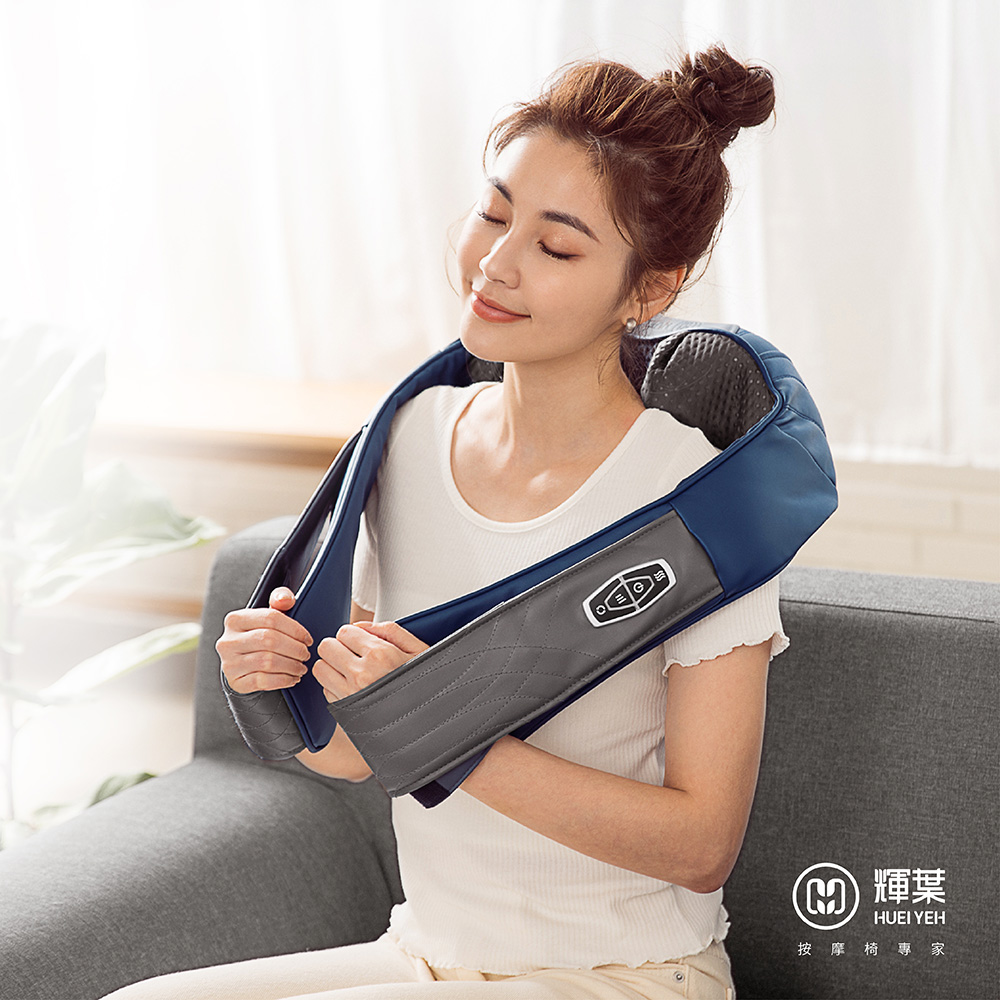 輝葉 大力抓(無線肩頸帶) HY-826