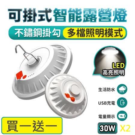 買1送1 懸掛式智能LED照明燈