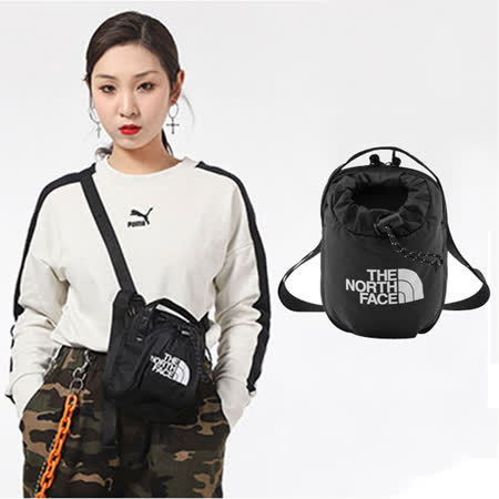 The North Face 抽繩休閒單肩包