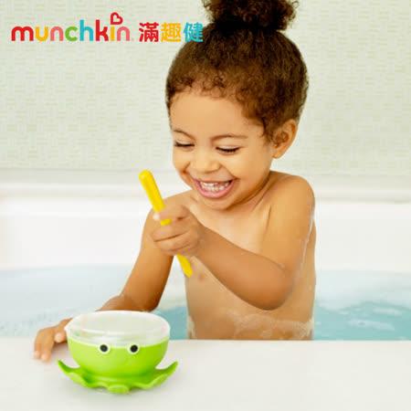 章魚手鼓洗澡玩具
