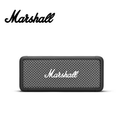 Marshall Emberton 藍牙喇叭 經典黑