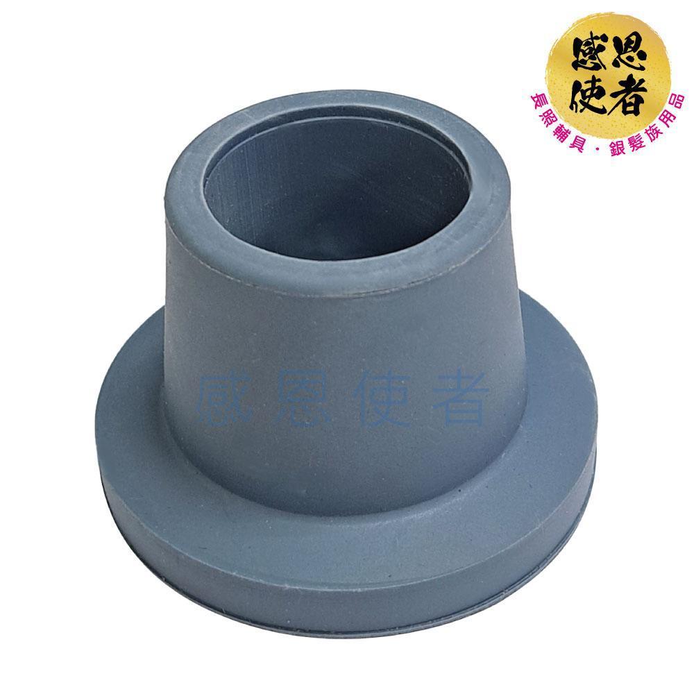 感恩使者 橡膠腳套 腳墊 - 孔徑2.7cm 高3.8cm 黑色 2個入 售價僅含腳套 台灣製 [ZHTW1719-878A]