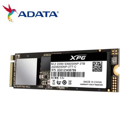 ADATA XPG SX8200Pro 2TB M.2 PCIe SSD