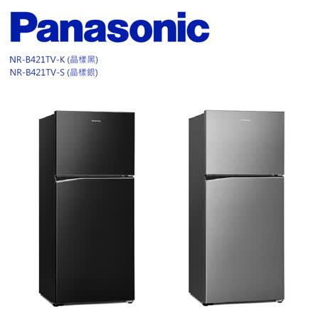 Panasonic 國際牌 422L 變頻冰箱 NR-B421TV