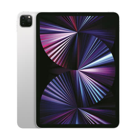 iPad Pro 12.9吋 M1 Wi‑Fi 128GB - 銀色