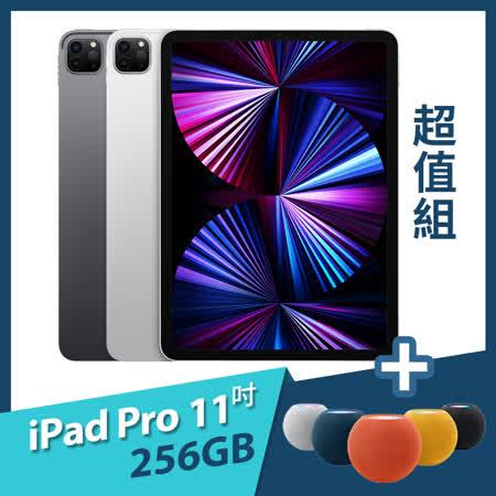 iPad Pro 11吋 M1 Wi‑Fi 256GB Apple影音組