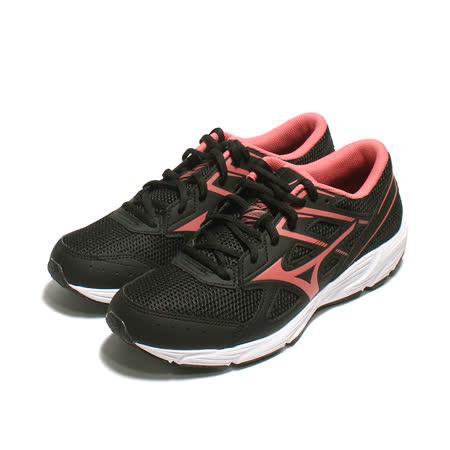 MIZUNO 女 寬楦慢跑鞋 MAXIMIZER 23