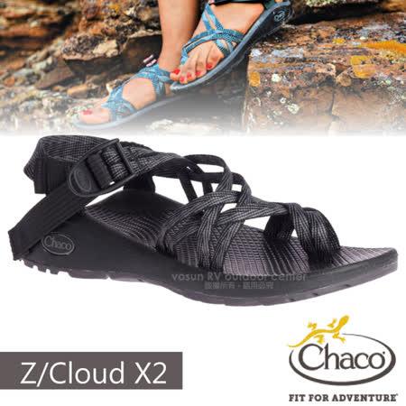美國 Chaco 越野紓壓 運動涼鞋(雙織夾腳款)