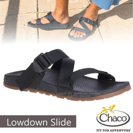 美國 Chaco 男 休閒戶外涼拖鞋