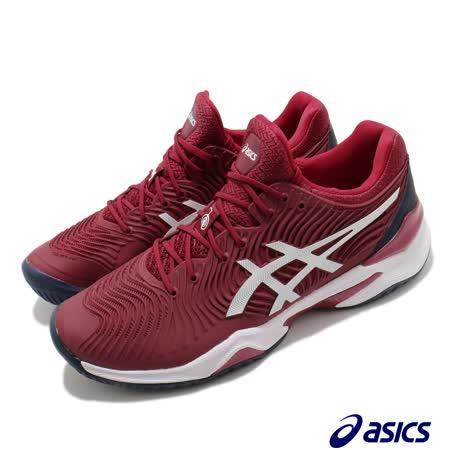 Asics 男網球鞋 Court FF Novak