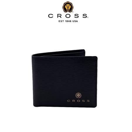 CROSS 頂級小牛皮十字紋皮夾