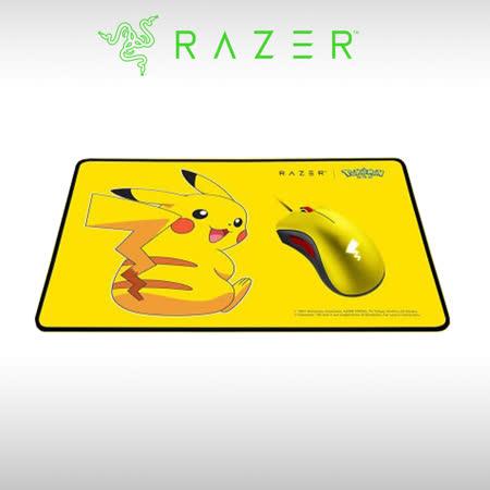 Razer Pikachu  電競滑鼠+滑鼠墊套裝