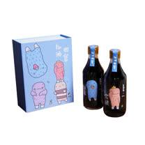 豆油伯 X 阿咧 - 金藏醬油手工限量禮盒
