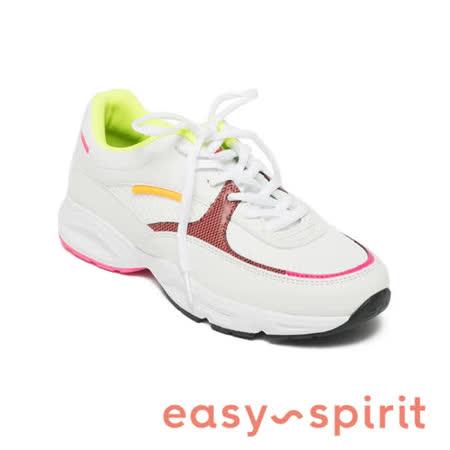 Easy Spirit 復古綁帶休閒運動鞋