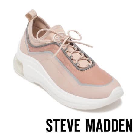 STEVE MADDEN 運動風綁帶氣墊休閒鞋