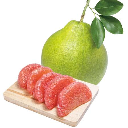 李文粒文旦園 台南麻豆正宗紅柚10斤
