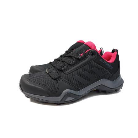 adidas GTX女款登山鞋