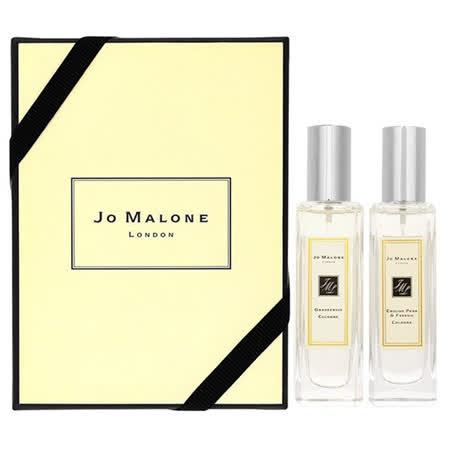 JO MALONE 香水禮盒 英國梨+葡萄柚30ml