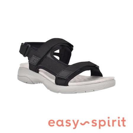 Easy Spirit 毛氈透氣舒適涼鞋
