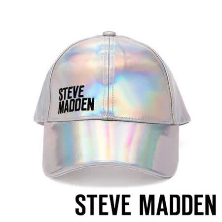 STEVE MADDEN 品牌LOGO炫彩棒球帽
