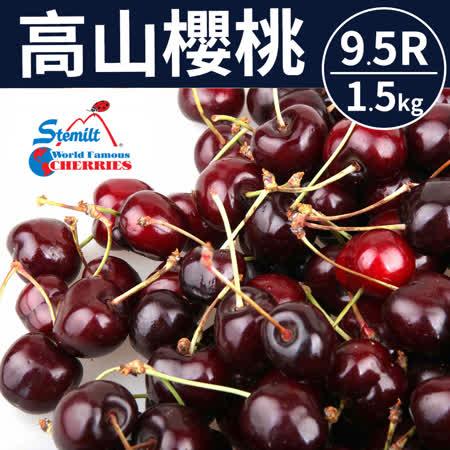 9.5R 華盛頓高山櫻桃1.5kg