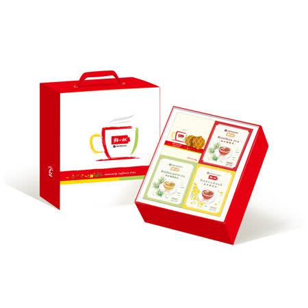 【鮮一杯】 南非國寶茶&餅乾禮盒