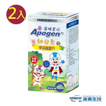 遠東生技 幼兒健康素(藻藍蛋白)80g
