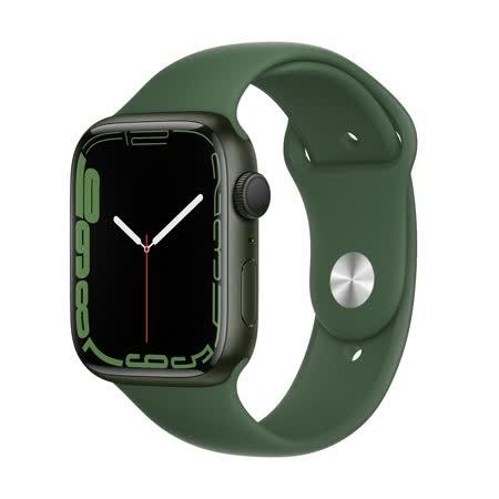 Apple Watch S7 (GPS) 45mm - 綠色(MKN73TA/A)