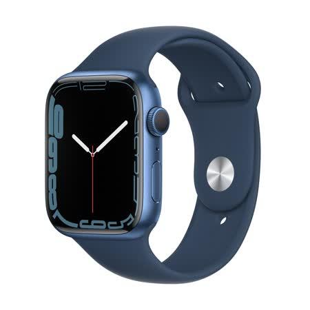 Apple Watch S7 (GPS) 45mm - 藍色(MKN83TA/A)