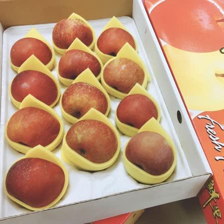 梨山福慧果園 蜜蘋果18粒(2700g±5%)