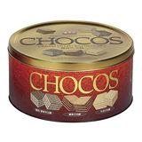 盛香珍經典巧克酥禮盒430g
