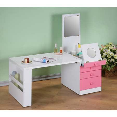 第 折疊和室掀鏡化粧書桌
