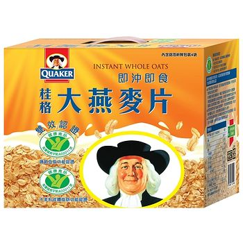 桂格即食大燕麥片2600G