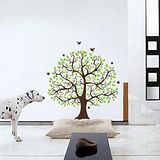【ORIENTAL創意壁貼】 Bird ang tree