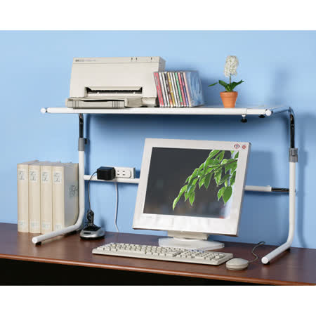 C&B 青森伸縮桌上置物架